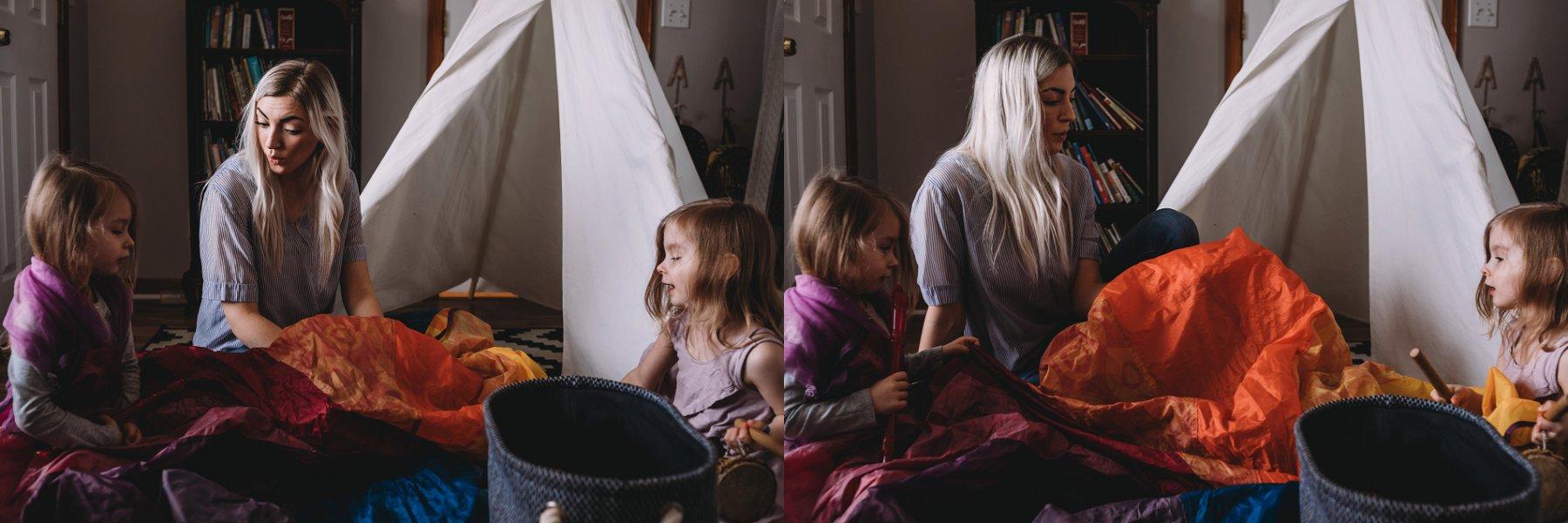 Documentary Lifestyle Motherhood Photography in Kansas City by Merry Ohler | Family Photographer Kansas City 8