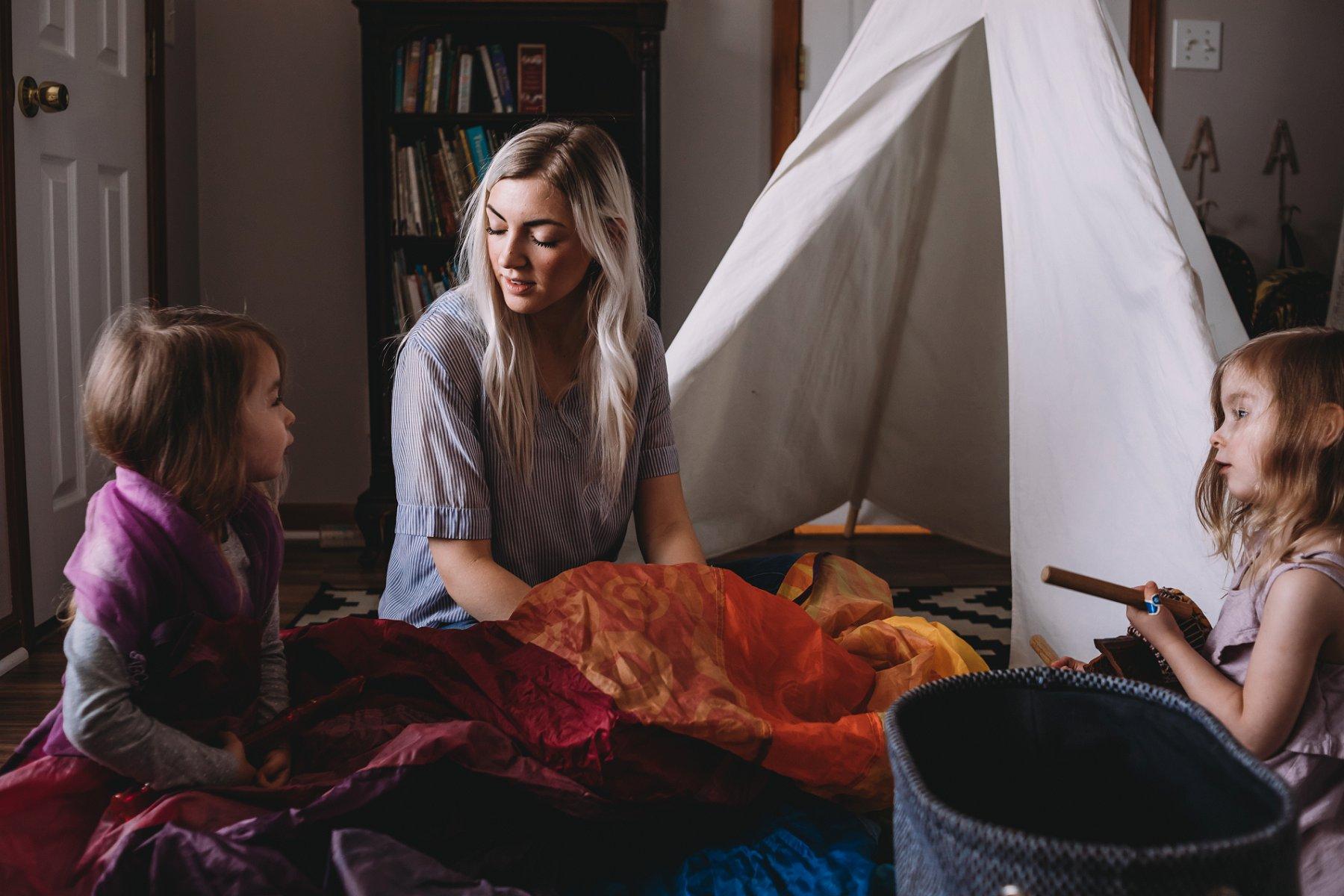 Documentary Lifestyle Motherhood Photography in Kansas City by Merry Ohler | Family Photographer Kansas City 7