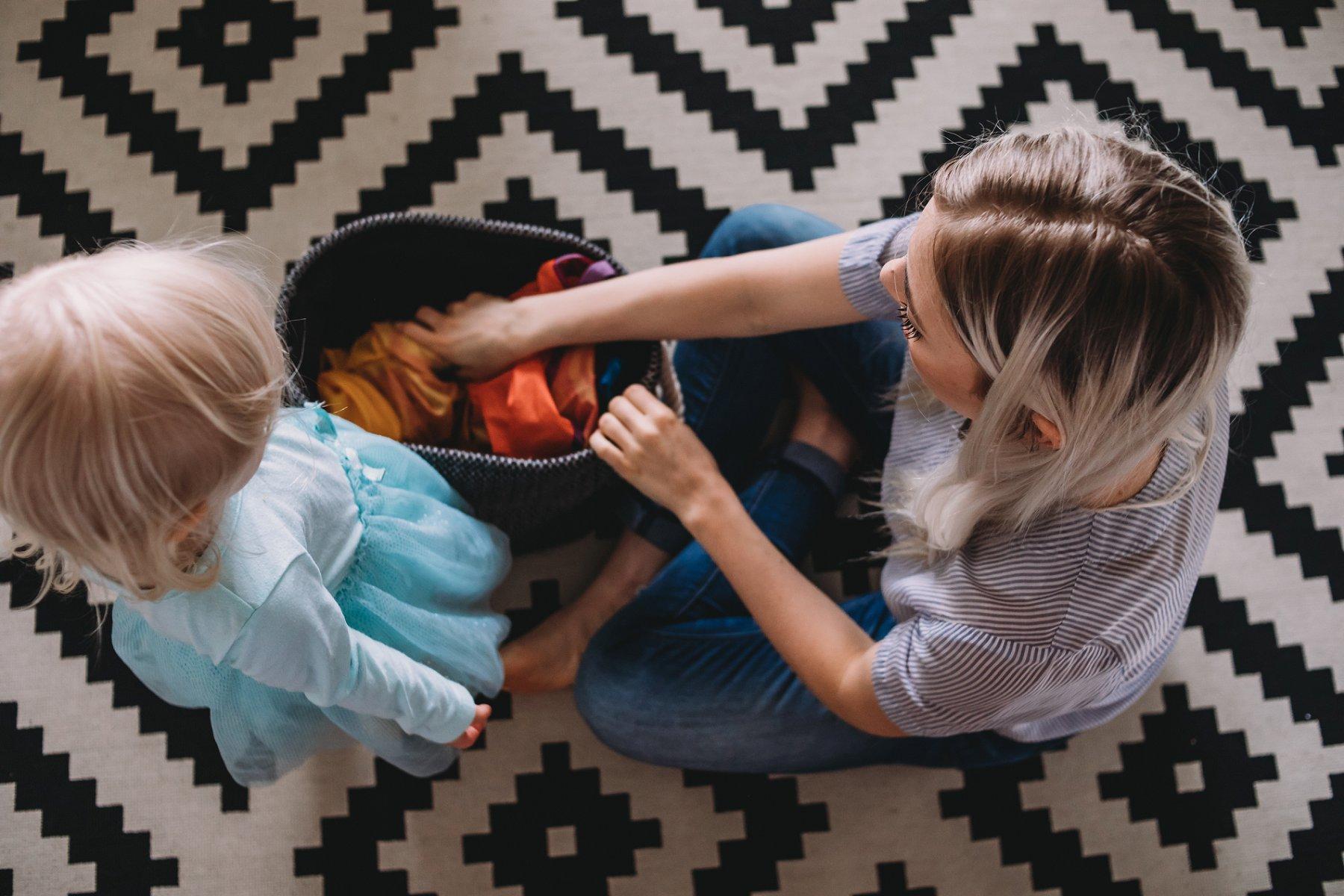 Documentary Lifestyle Motherhood Photography in Kansas City by Merry Ohler | Family Photographer Kansas City 11
