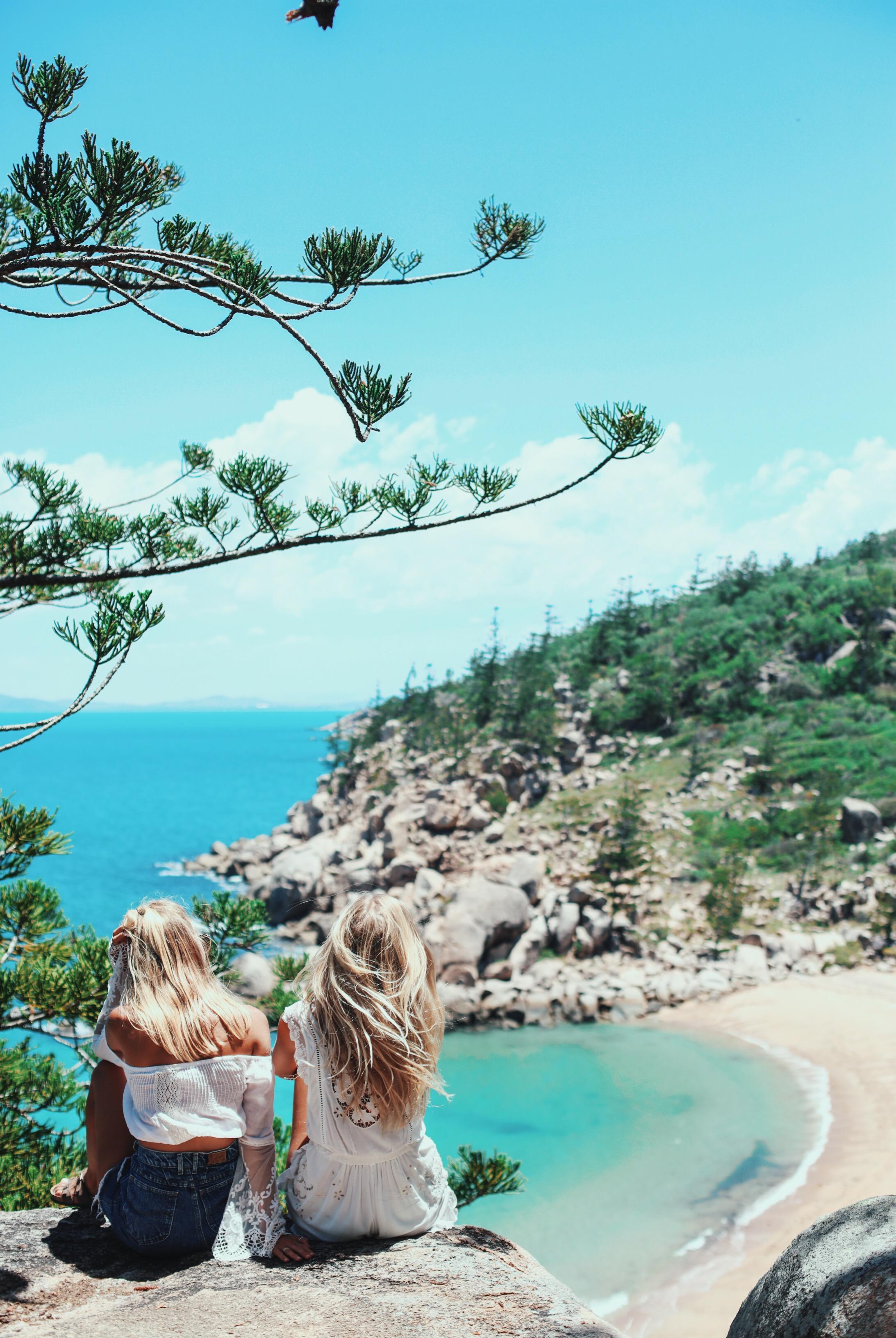 Arthur bay lookout