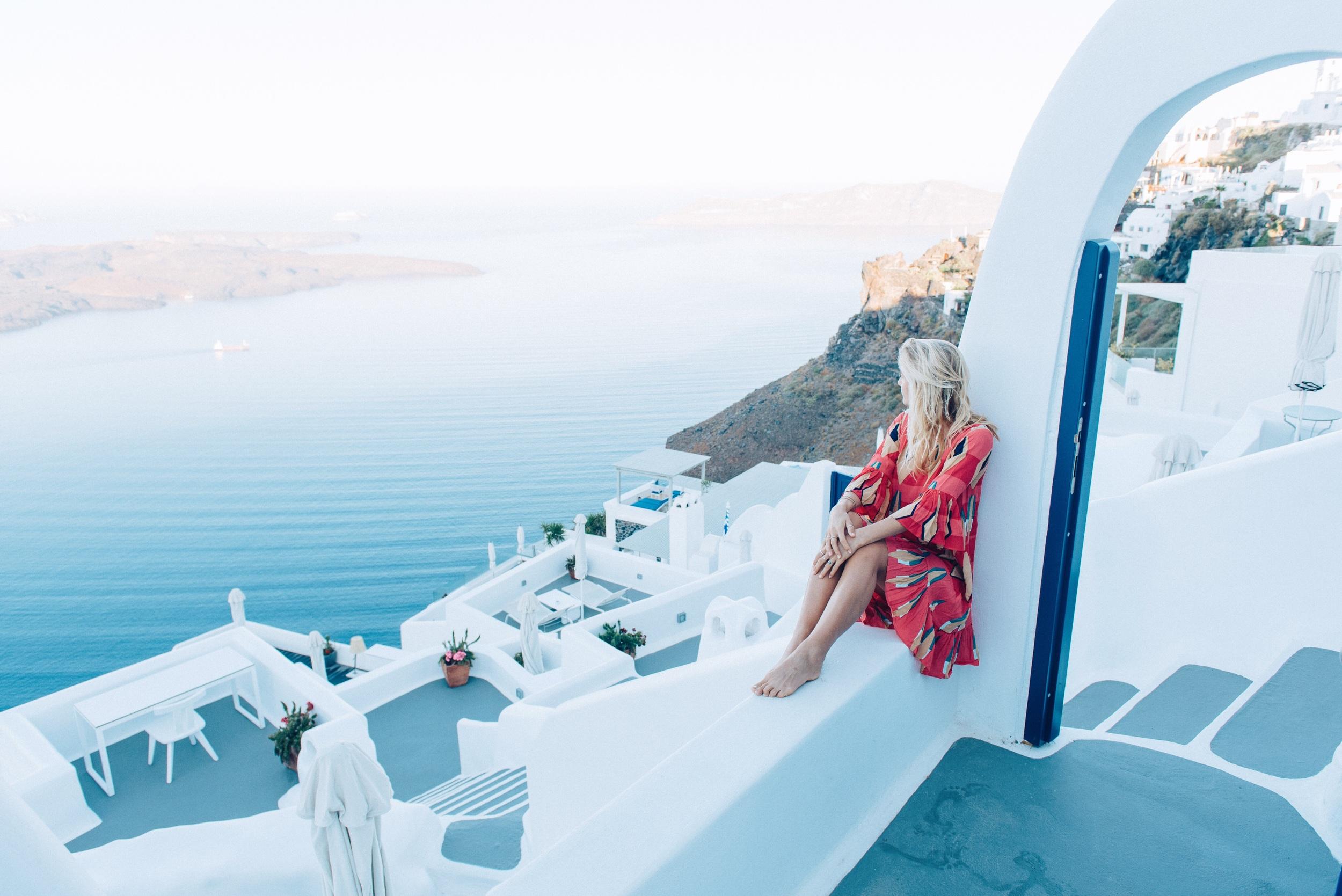 Chromata Hotel views