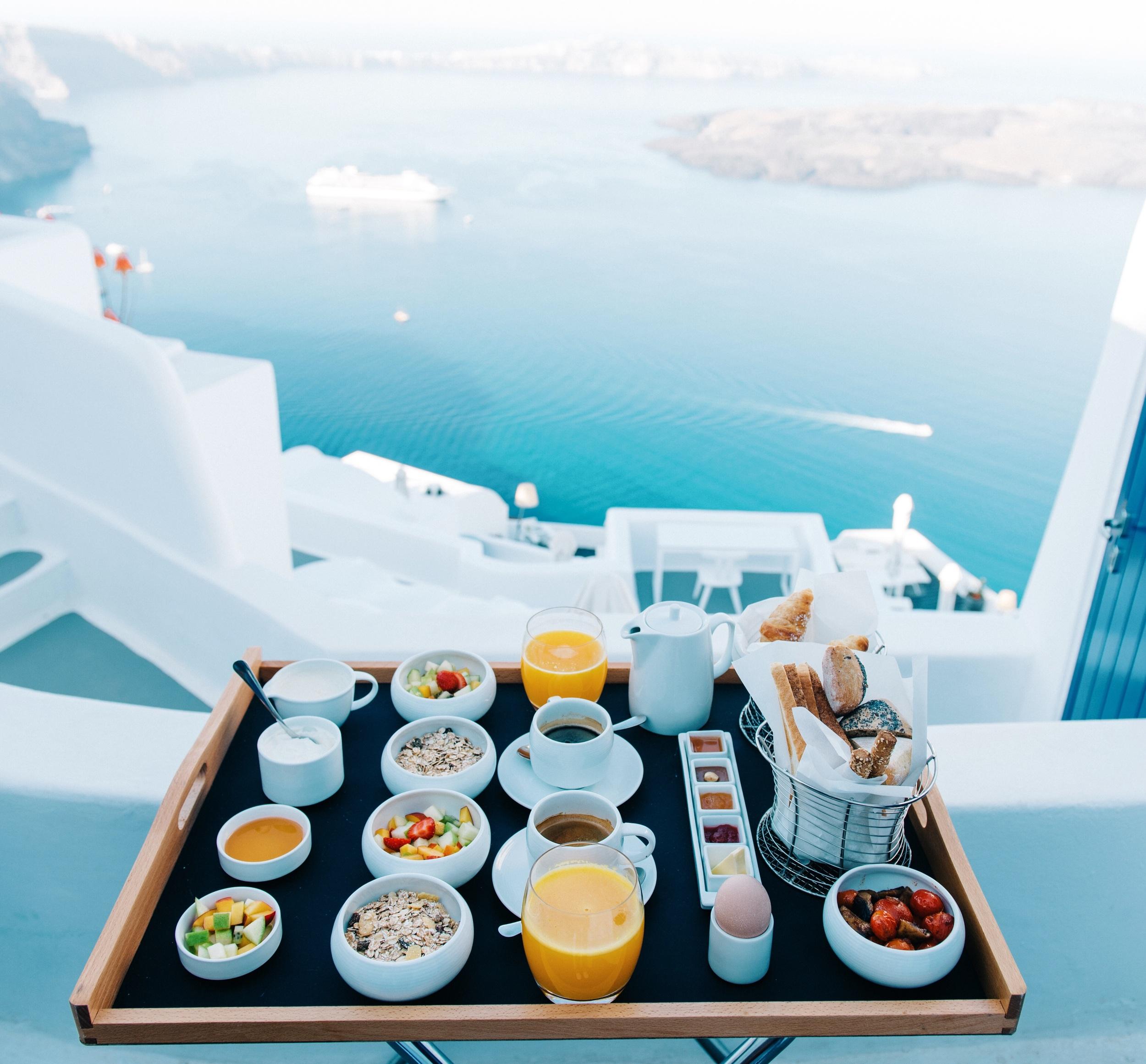 Breakfast time :)
