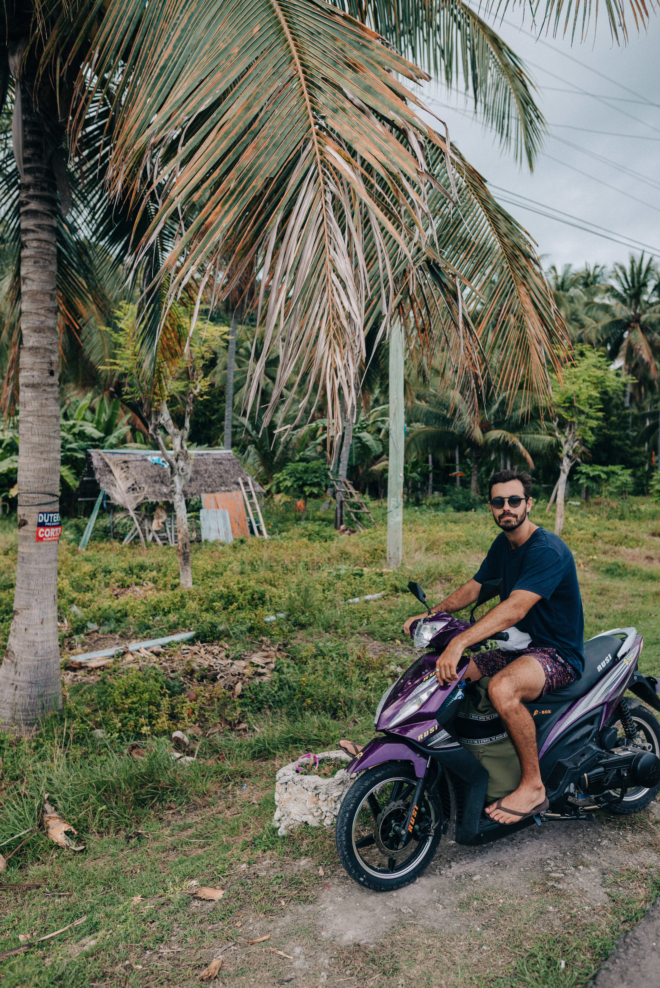 Best way to see the Phillipines, by bike