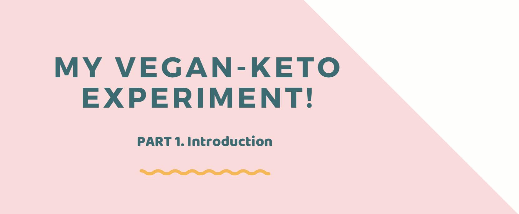 My Vegan-Keto Experiment | Part 1 — Elsa's Wholesome Life