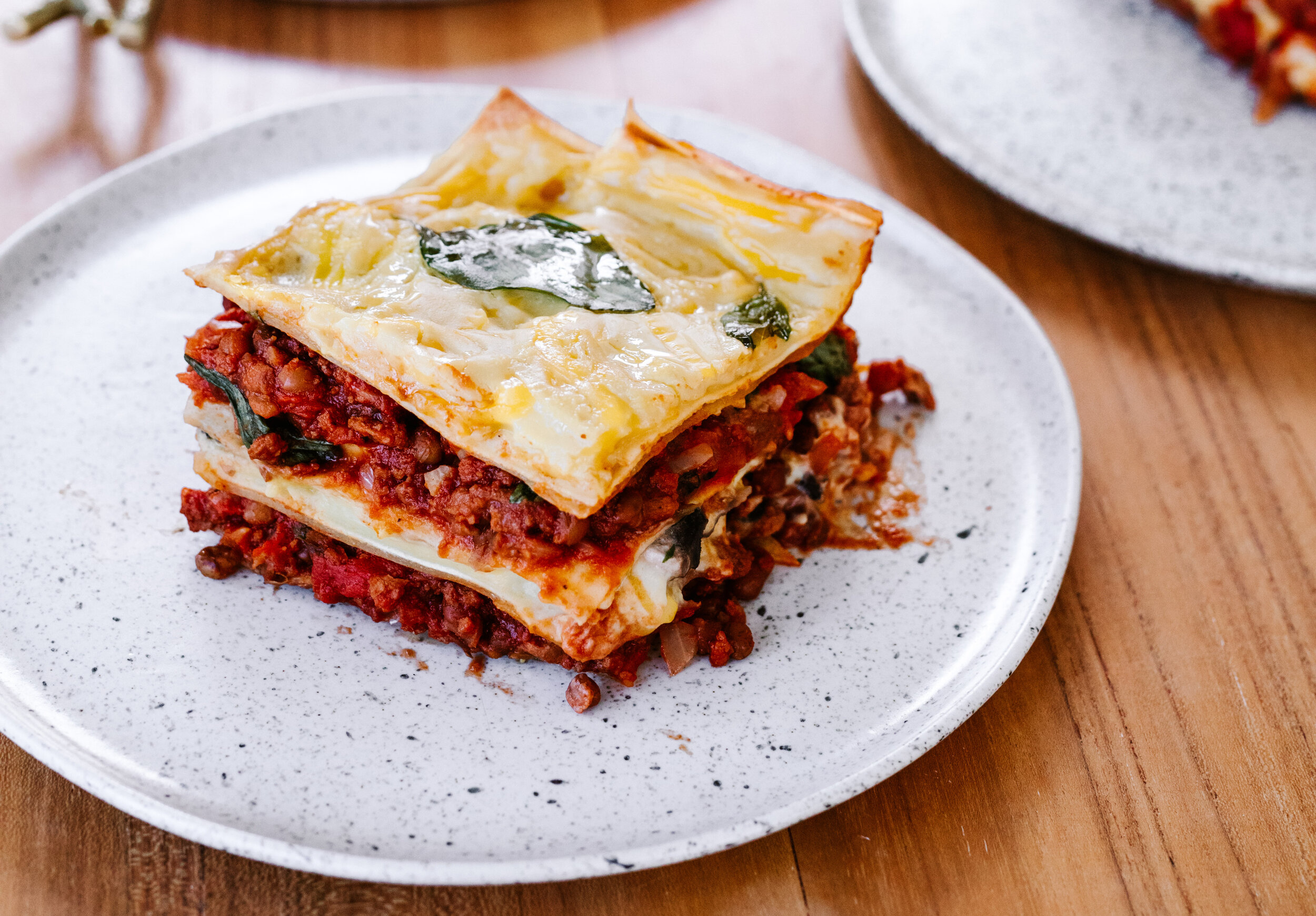 Meaty Vegan Lasagna Elsa S Wholesome Life