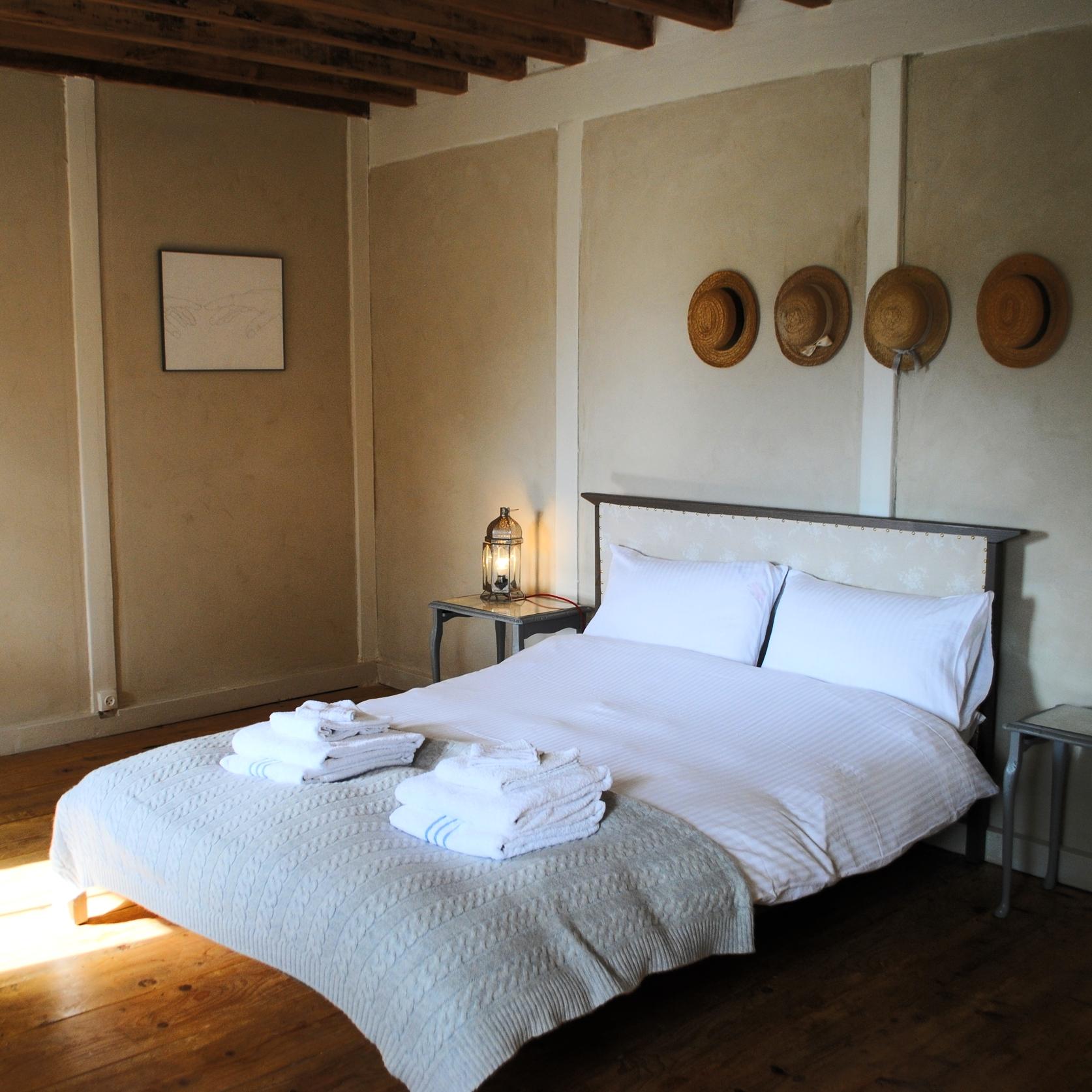 Chapeaux Bedroom
