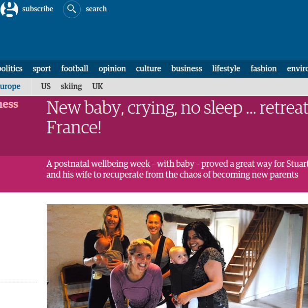 The Guardian, February 2016