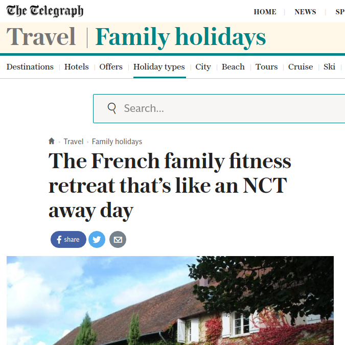 Telegraph, November 2016