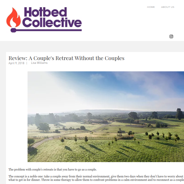 The Hotbed Collective  , March 2018