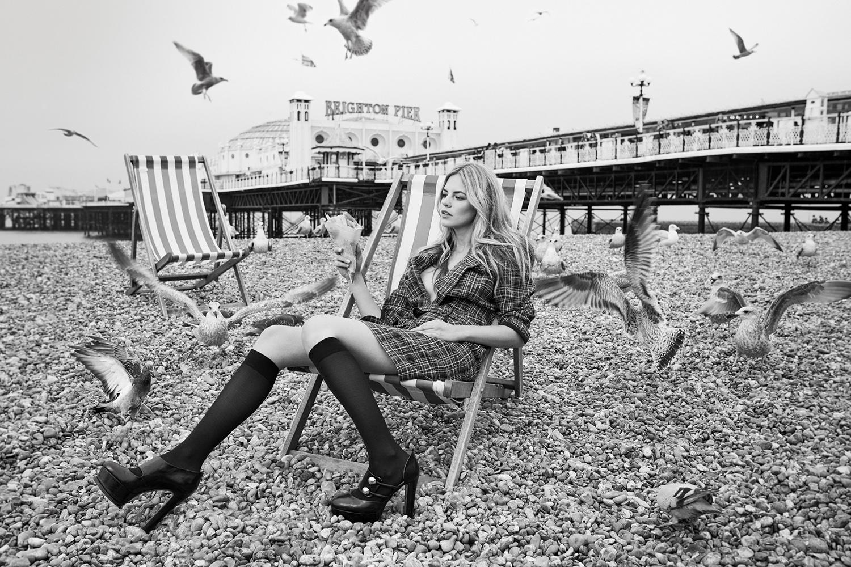 Diego Miranda_Hairstylist_Paul Giggle_12 Natural Wonders_London_Photographer_8 Brighton Beach 8BIT.jpg
