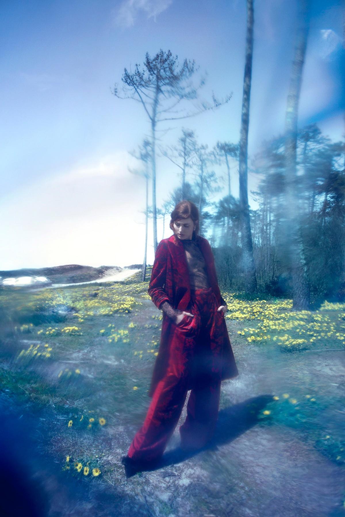Carlos Teixeira Fashion Photographer for Vogue Italia