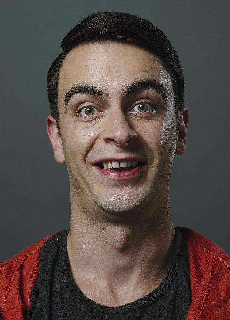 Portrait Photographer / Bart Pajak