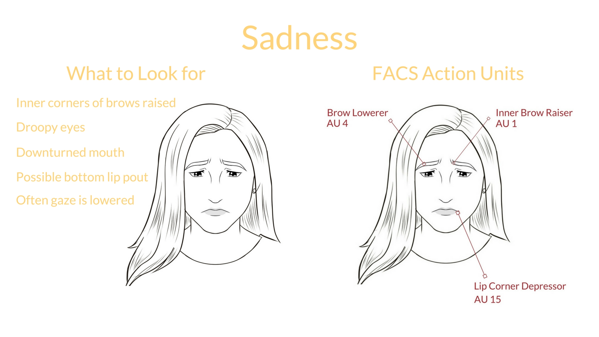 Universal Expression Sadness