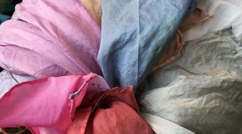 Natural Dyes -