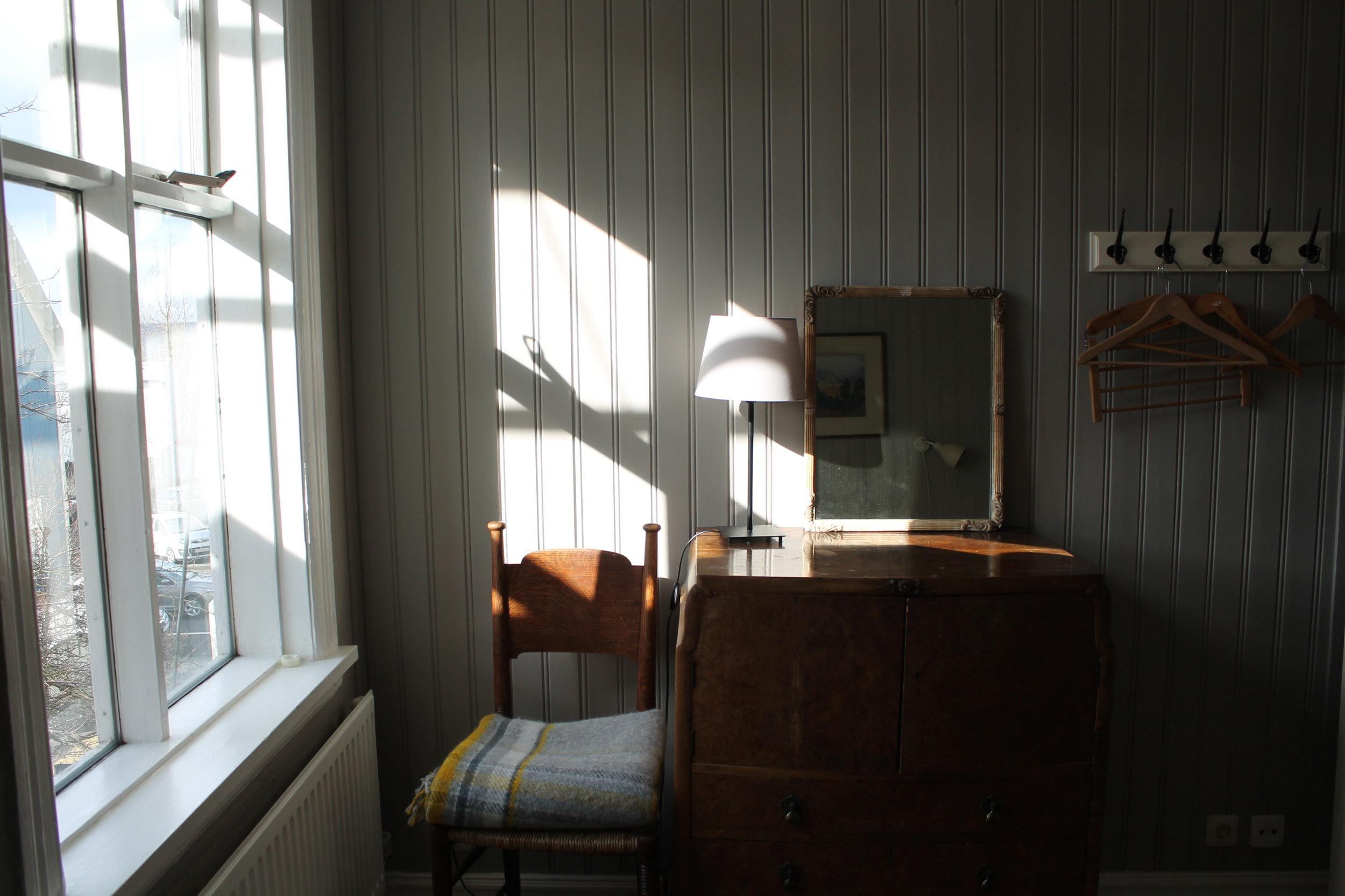 Becky's room