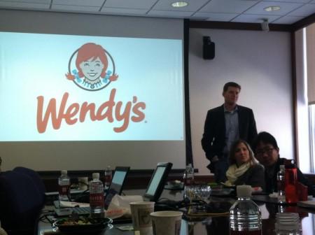 Craig Bahner, CMO of Wendy's