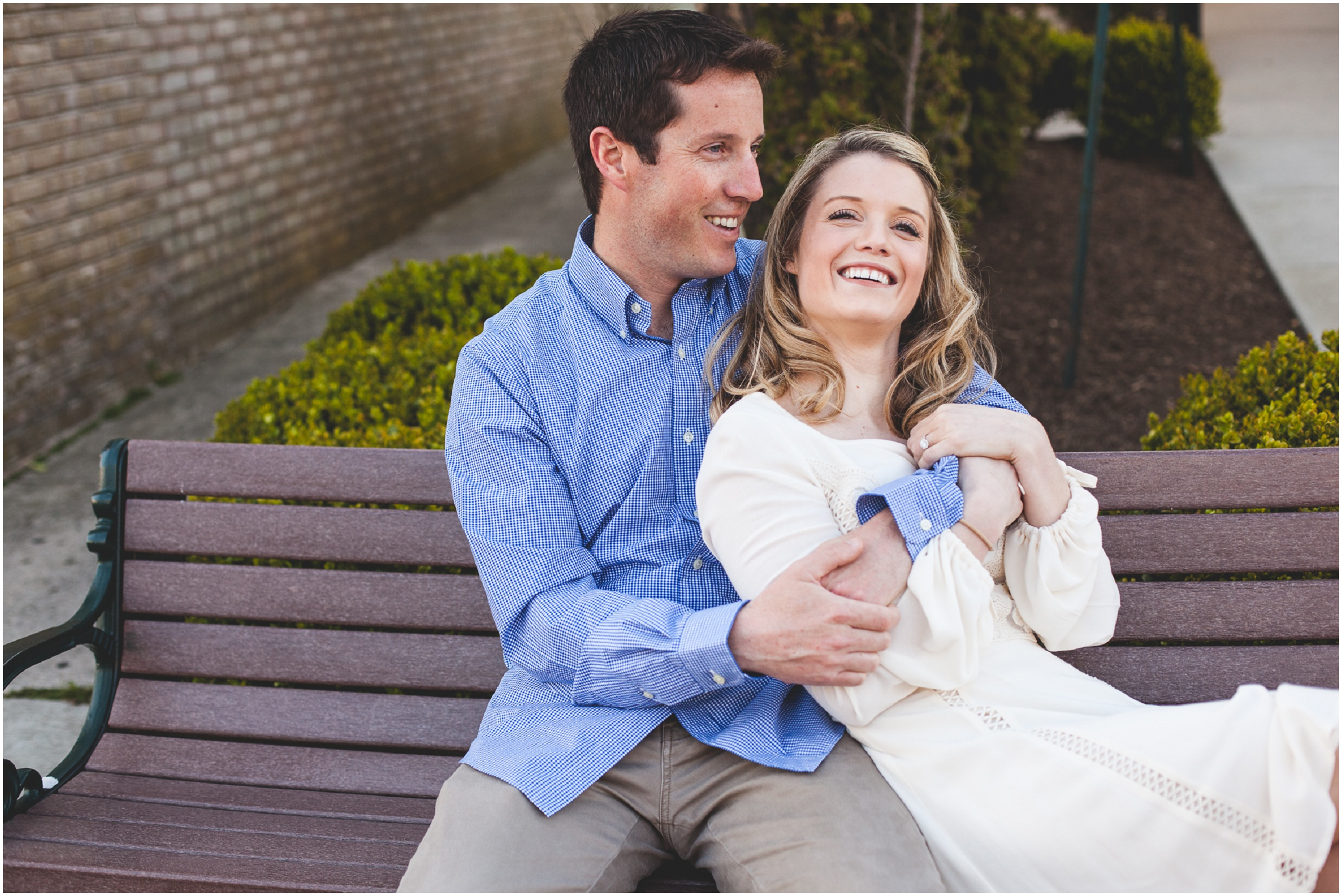 Cape May NJ Engagement Session