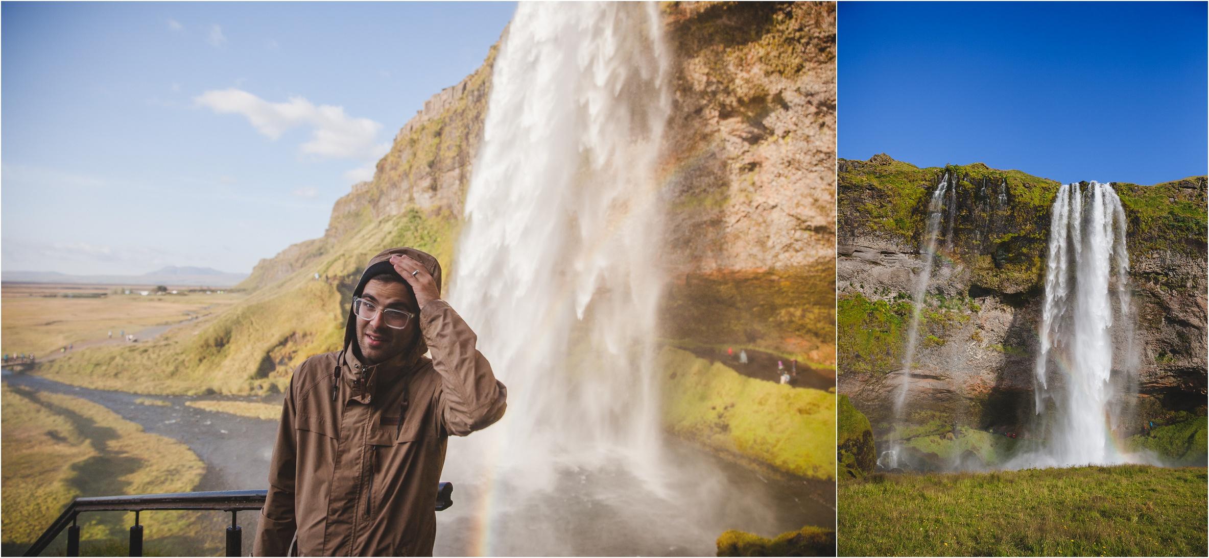 Iceland Vacation Summer, Elopement Photographer, Destination Wedding Photographer, Iceland Photographer, Iceland Elopement Photographer, Destination Wedding Photographer, Travel Wedding Photographer, Travelling Elopement Photographer, Danielle Salerno Photography, Seljalandsfoss
