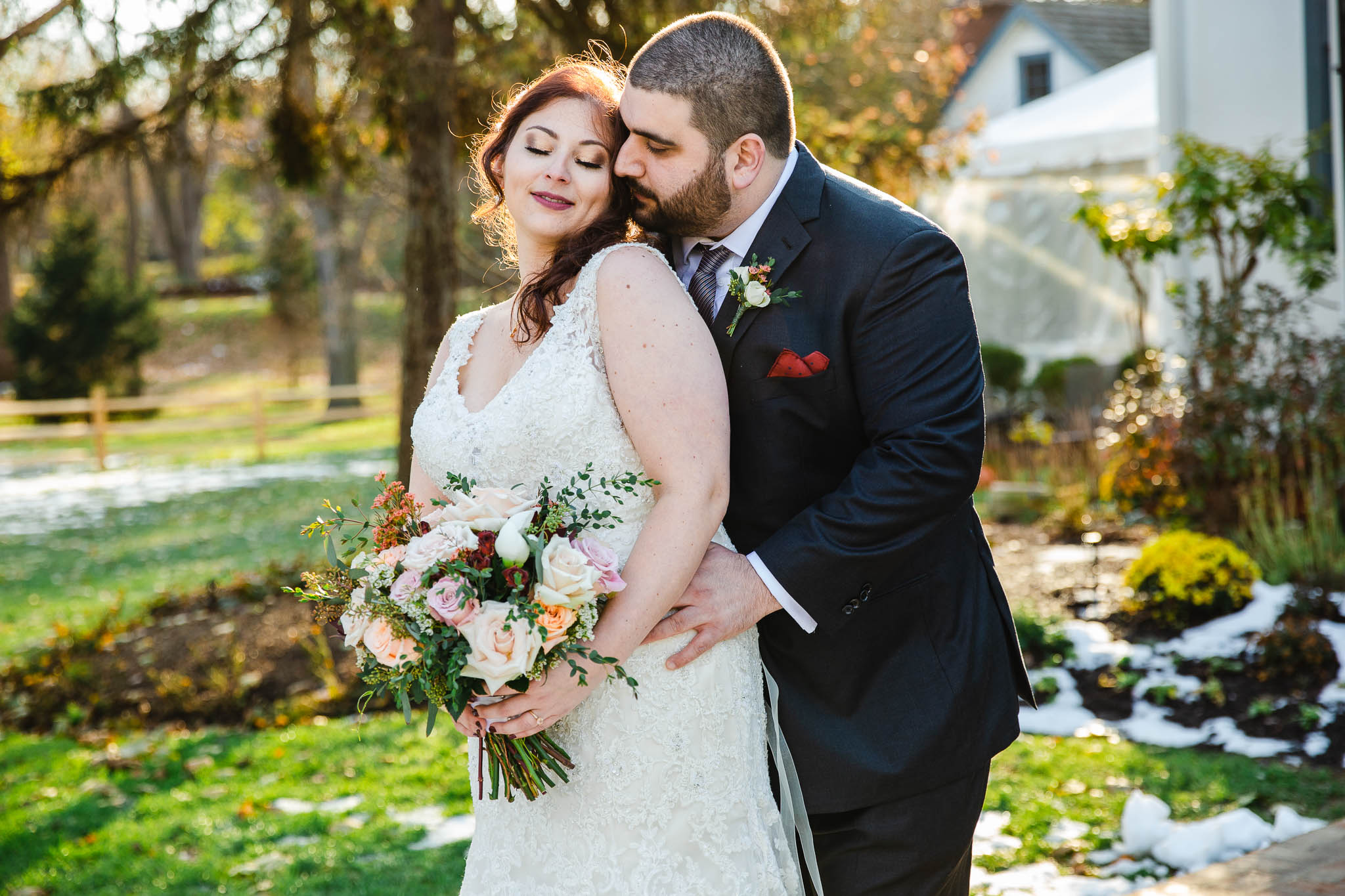 Kaitlyn and Matt - We were blown away by the final photos - she is truly an artist!