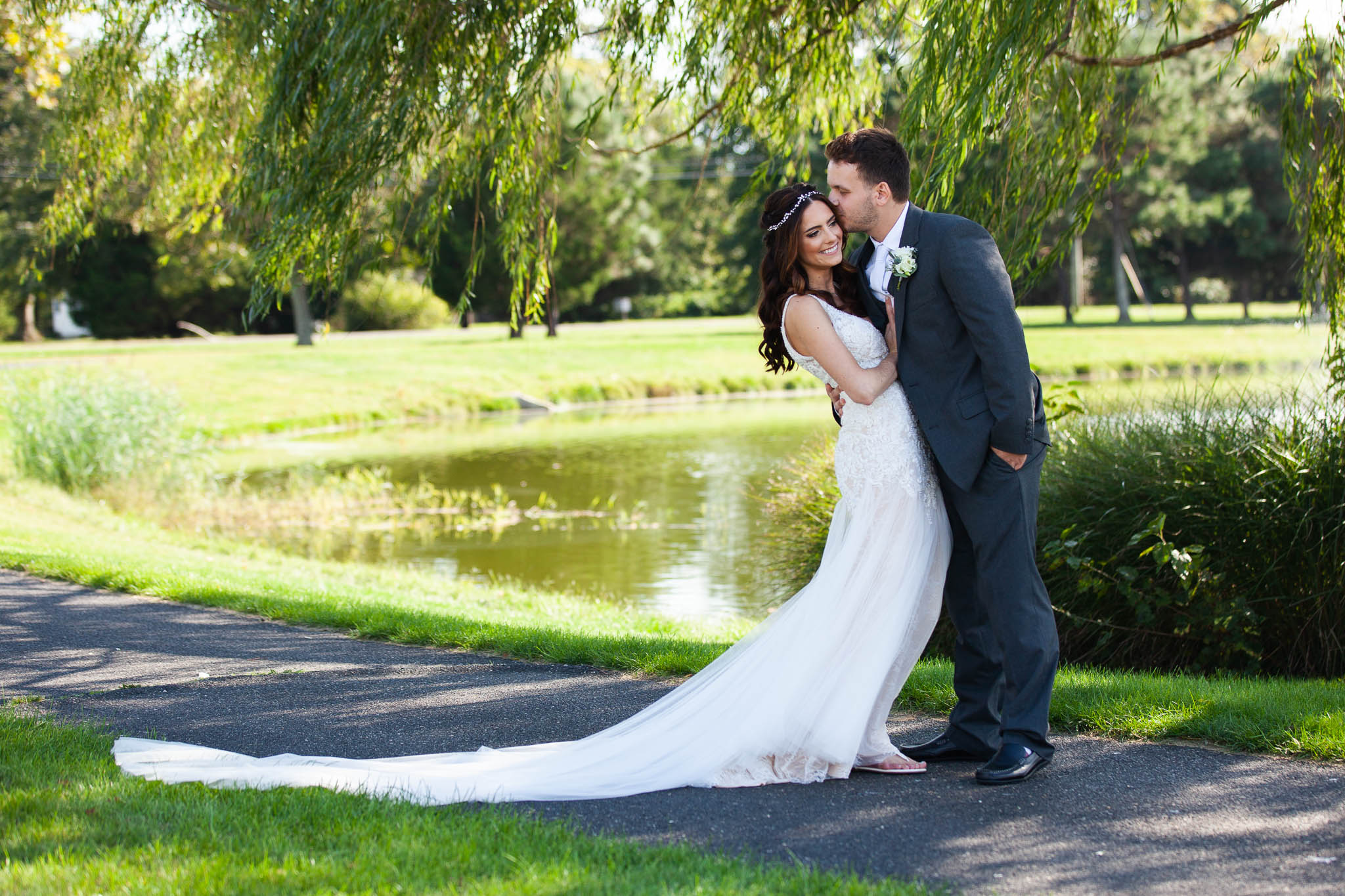 Madison and Jeff - She was so relaxed, sweet and kept us all calm. I will forever recommend Danielle!