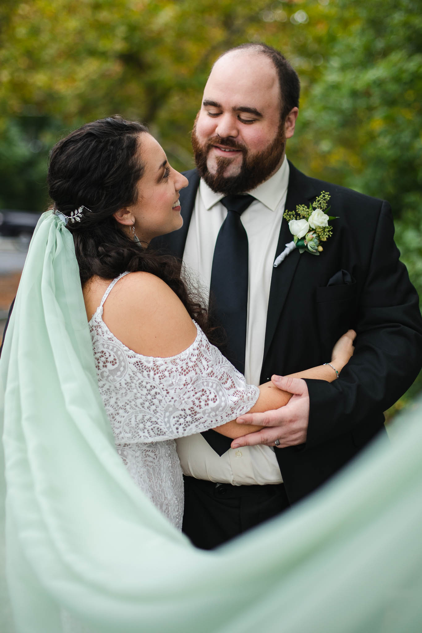 Adriana and Rien - Danielle was amazing to work with from the first moment I contacted her to the day she finished and sent us our wedding album.