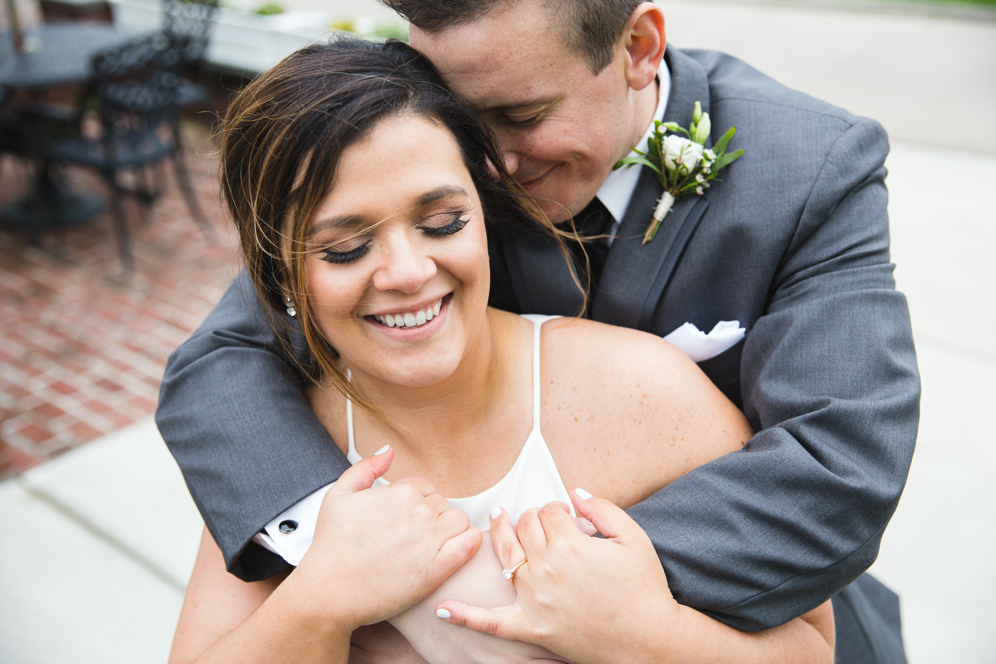 Christine and Ryan - We have received so many compliments. She went beyond our expectations all while making us feel so comfortable.
