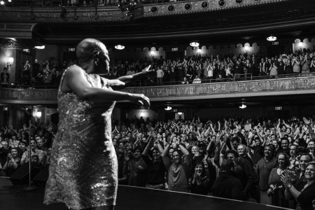 MISS SHARON JONES! -- FRI 4/1 @ 7 P.M.