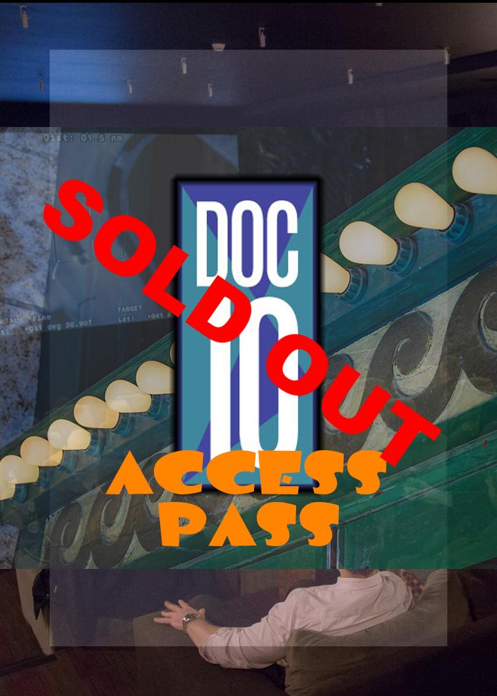DOC10 ACCESS PASS