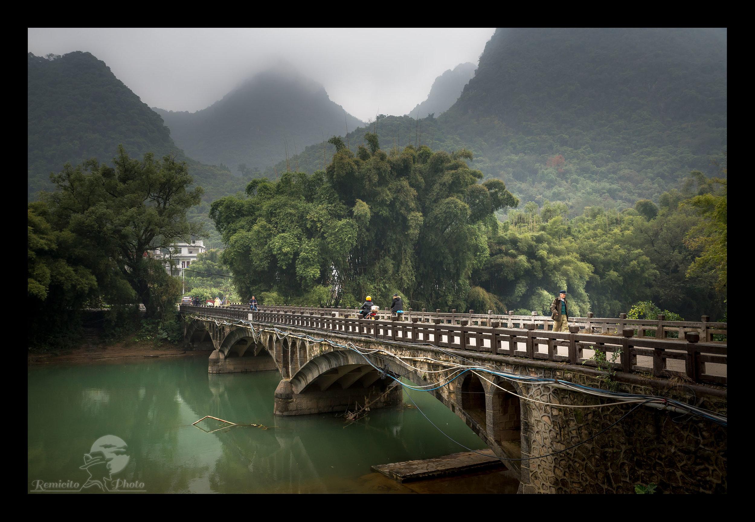 Photo Chine, Photo China, Bridge photo, photo pont, acheter photo montagne, idée cadeau photo, offrir photo montagne, gift photo mountain, gift bridge, gift photo bridge, gift photo china, buy photo china