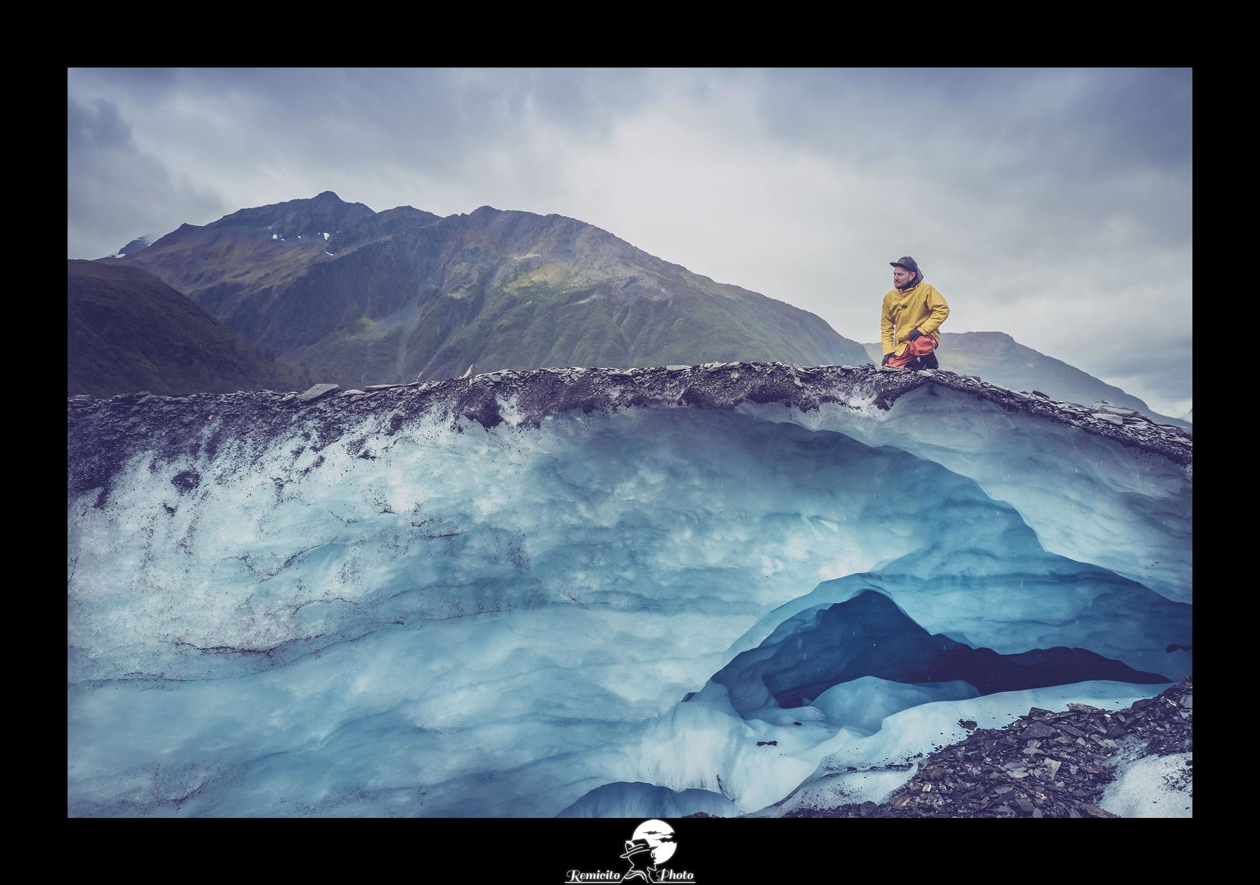 remicito photo, image du jour, photo du jour, photo of the day, valdez galcier alaska, belle photo glacier alaska, photo remicito alaska, belle photo cadeau, idée cadeau photo, idée déco belle photo, voyage alaska