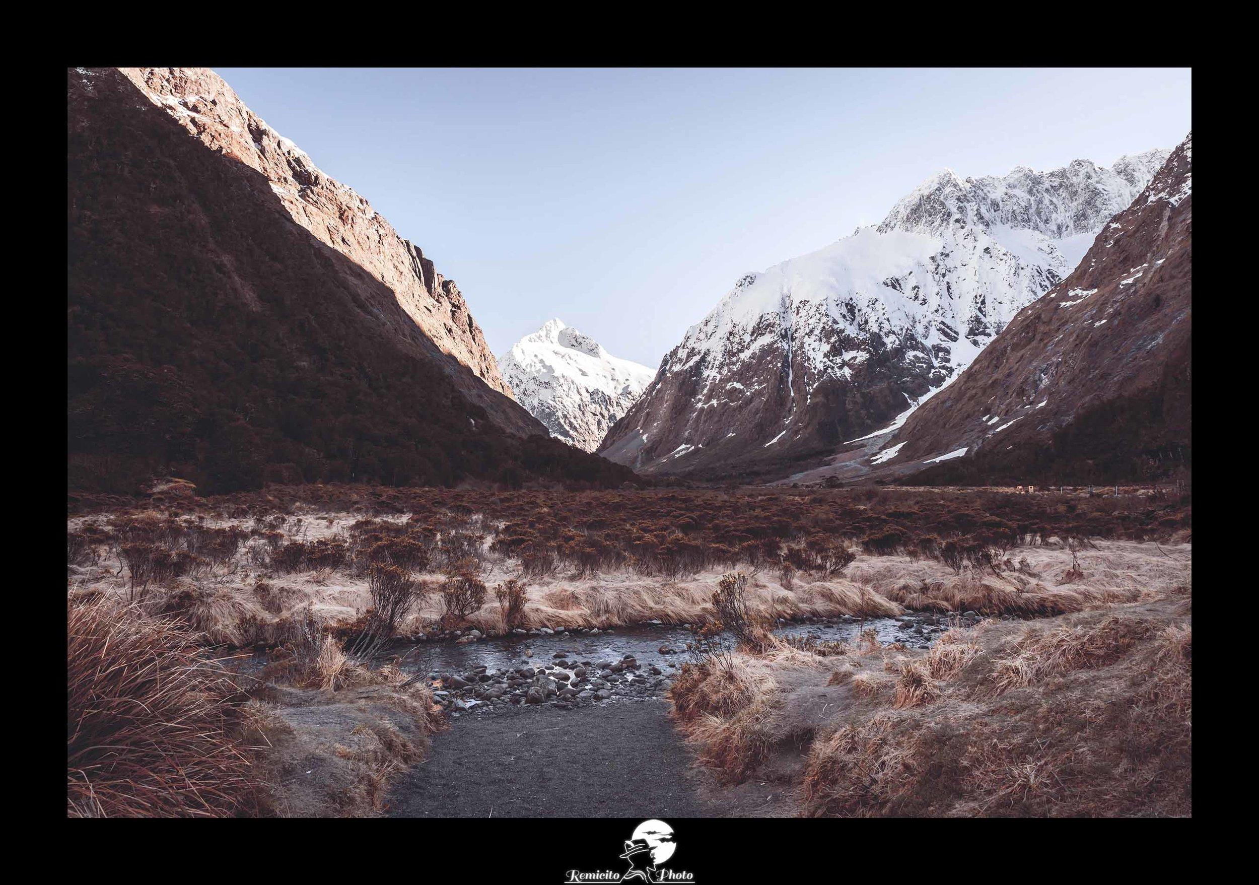 Remicito photo, remicito rémi lacombe photographe paris, belle photo idée cadeau, belle photo nouvelle zélande paysage, montagne rivière paysage nouvelle zélande