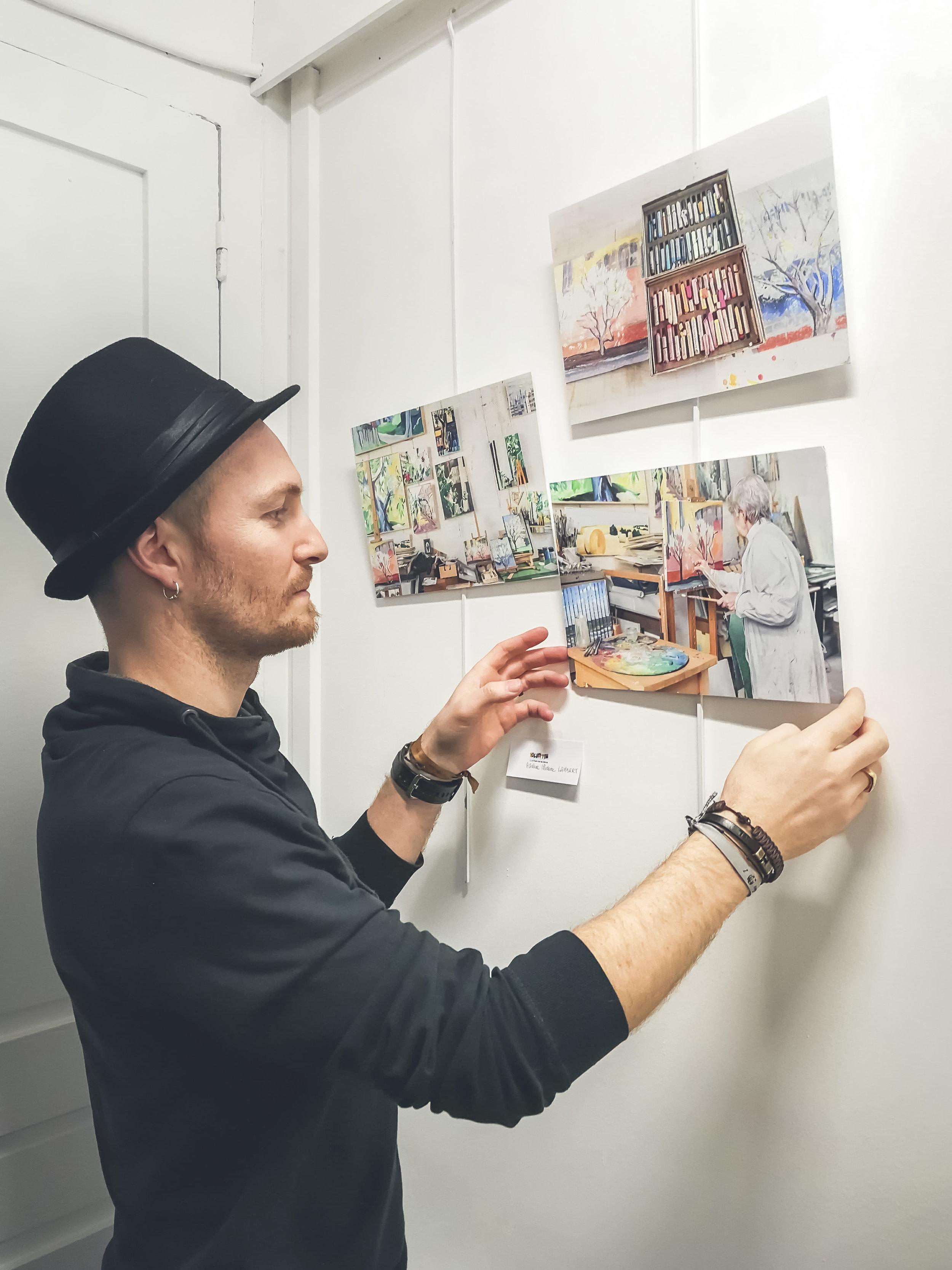 Remicito, remicito photoclub paris val-de-bièvres exposition artistes du 14ème