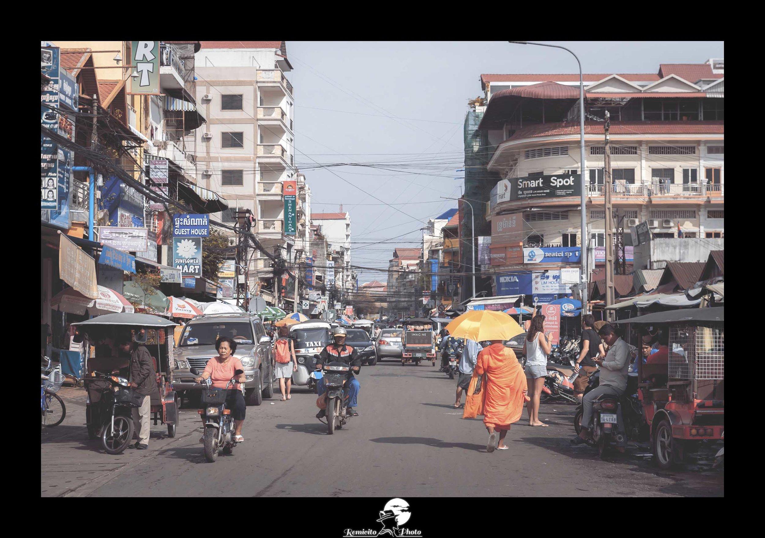 remicito, photoclub paris val-de-bièvre, remicito rémi lacombe, photo remicito cambodge voyage, photo moine cambodge, belle photo cambodge moine