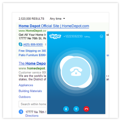 Skype Web App