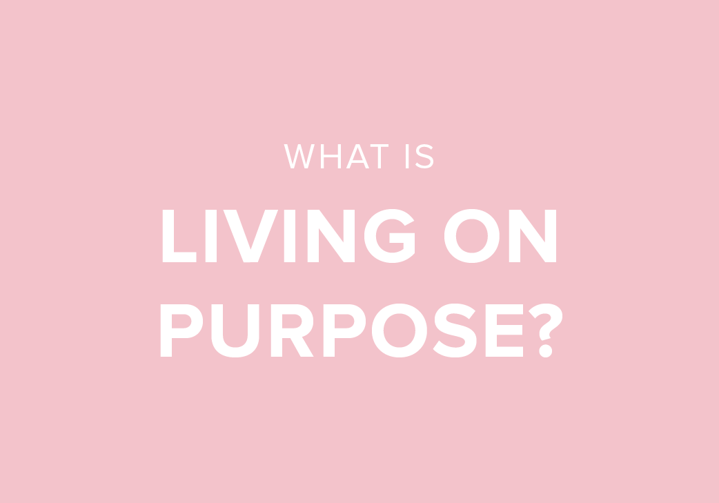 Living on Purpose | Culture Coaching (Life and Business Coaching)