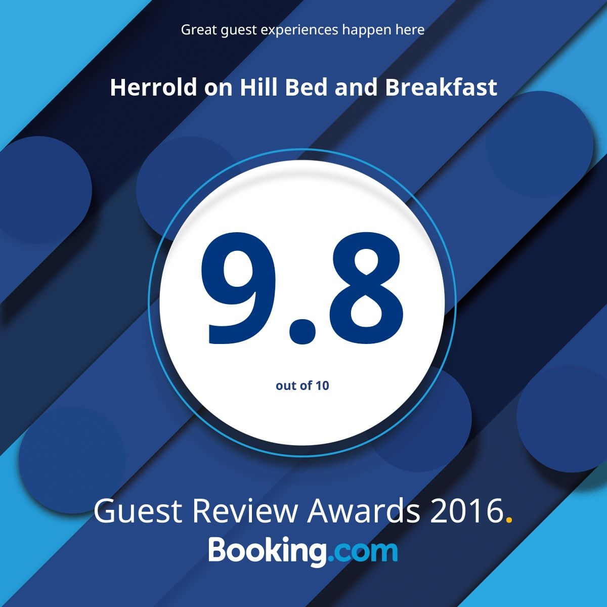 Booking.com 2016 Guest Review award.jpg