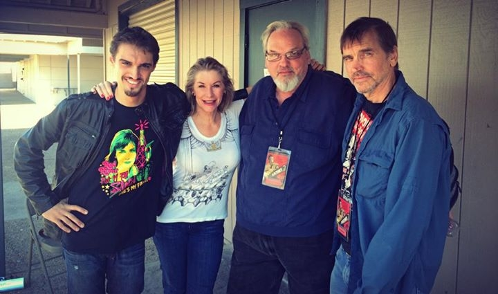 a fan, Caroline W, Bill J, Bill Moseley housecore oct 2014.jpg
