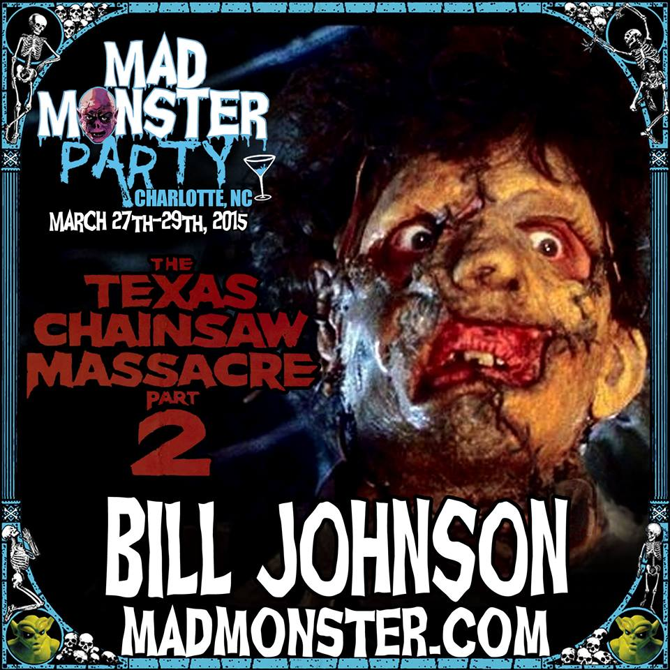 Bill J Mad Monster Party Poster advert.jpg