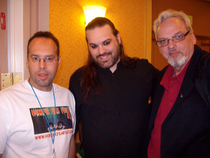 horrific film fest san antonio tx l to r Carlo Rodriguez, Wm Instone, Bill Johnson.jpg
