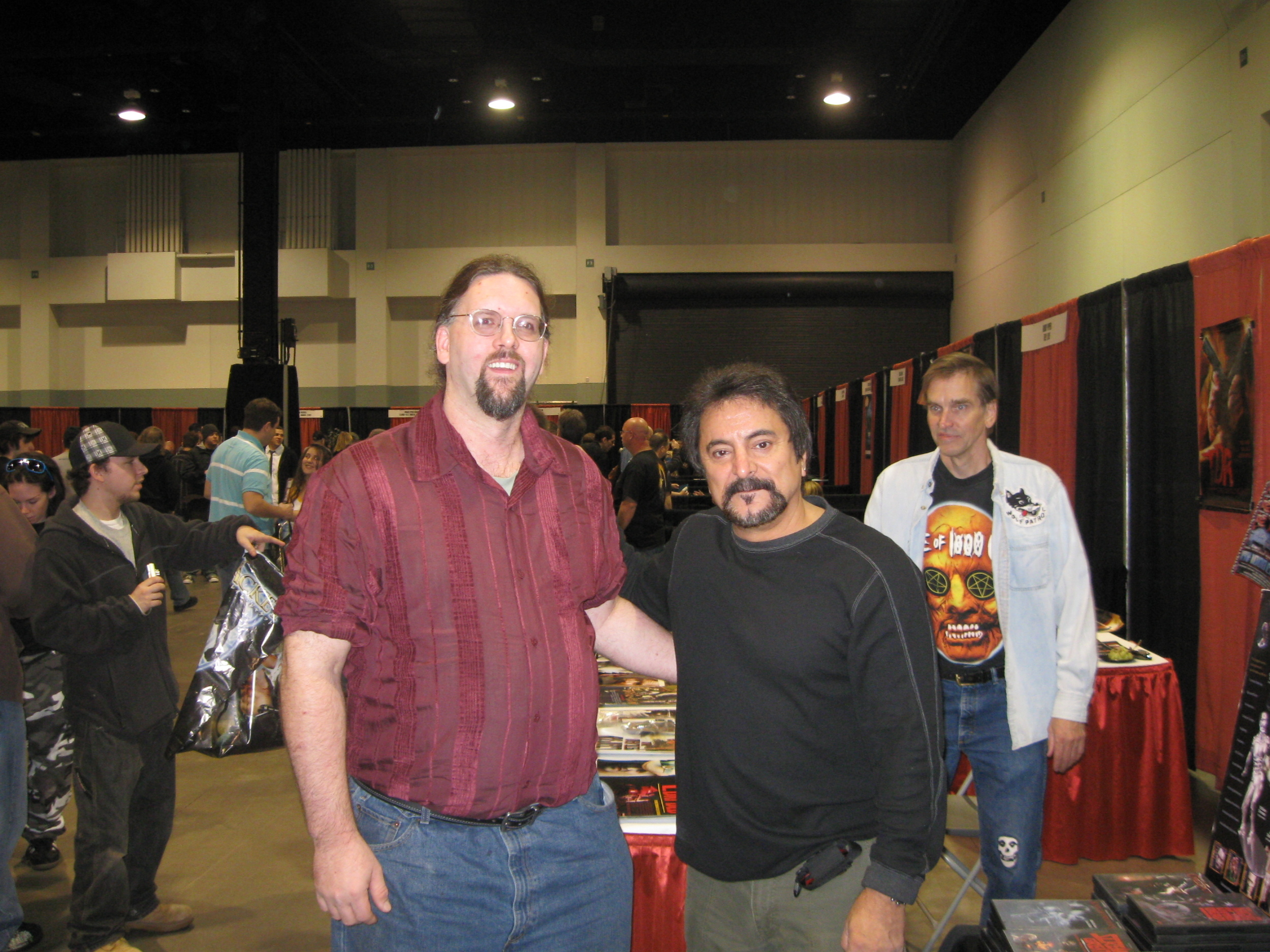 Tom Savini, Bill Moseley.JPG