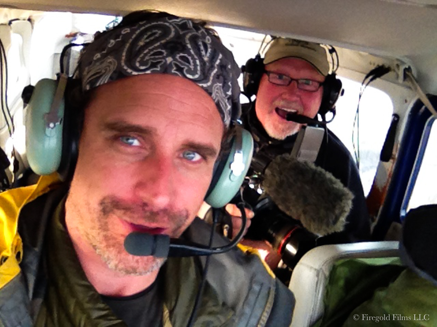 filming-in-small-plane