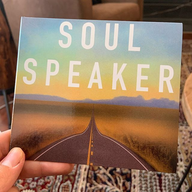 CD's came in this week! So cool to see the final product of months of hard work from the boys in @soulspeakerofficial ! If anybody here still buys CD's, hit us up on September 21'st when we release our first EP!