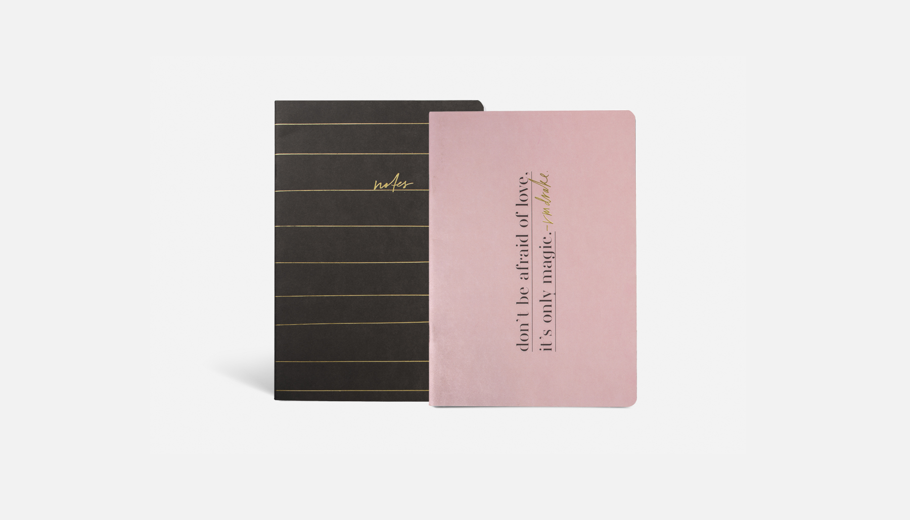 Magic Love A5 Notebook £18.95
