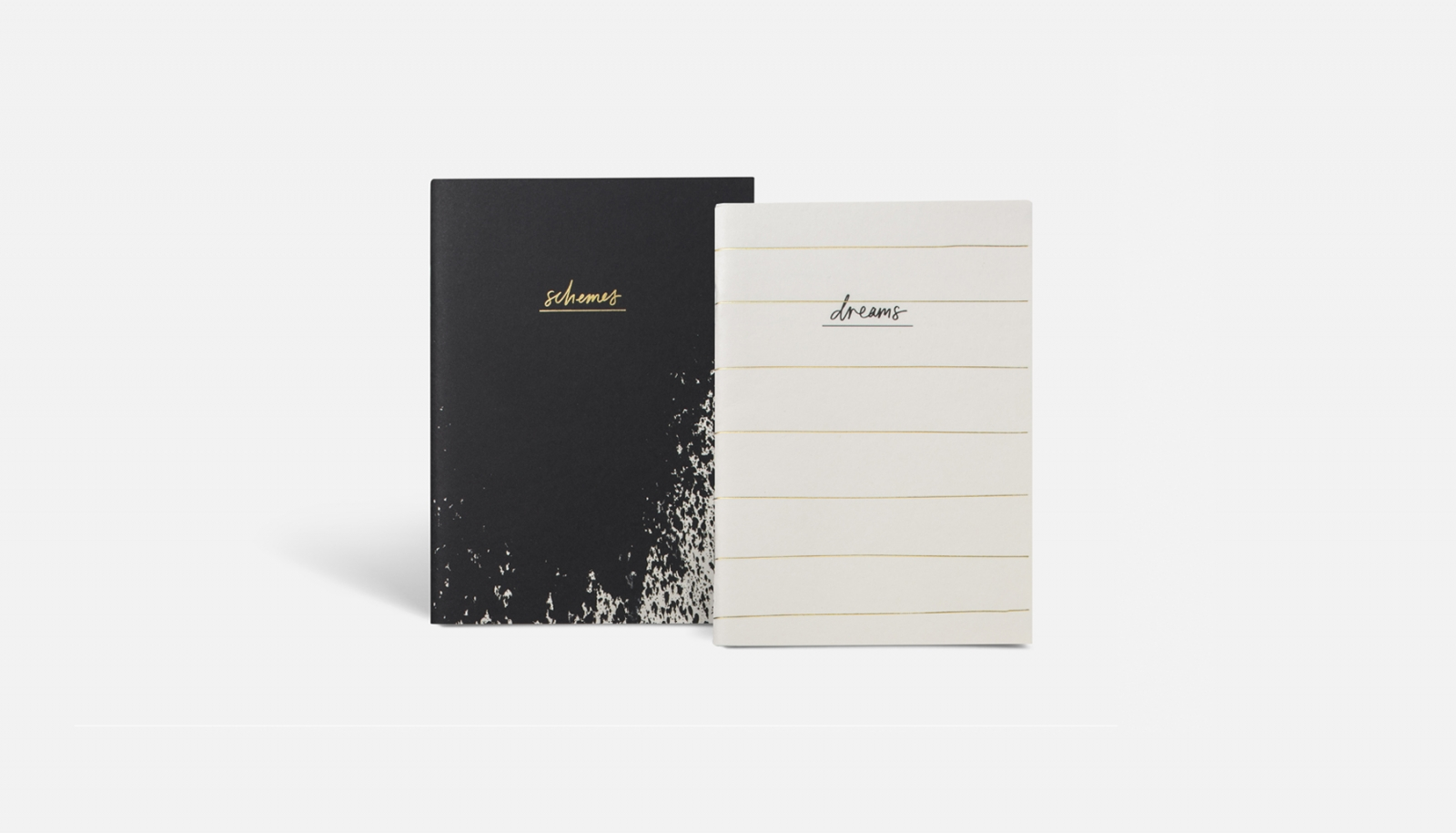 Dreams & Schemes A6 Notebook £12.95