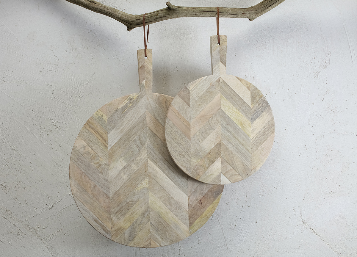 Herringbone Serving Boards