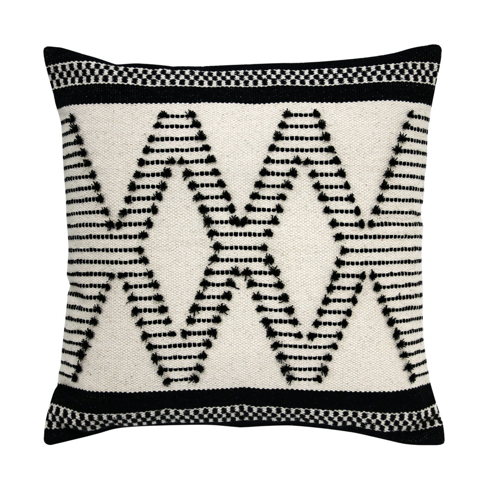 Aztec Knots Cushion
