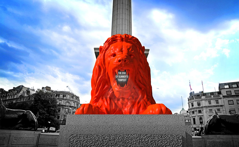 ES Devlin: Please feed the lions