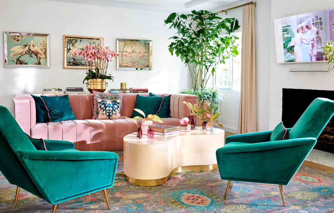 Photo Source : Trevor Tondro for Architectural Digest