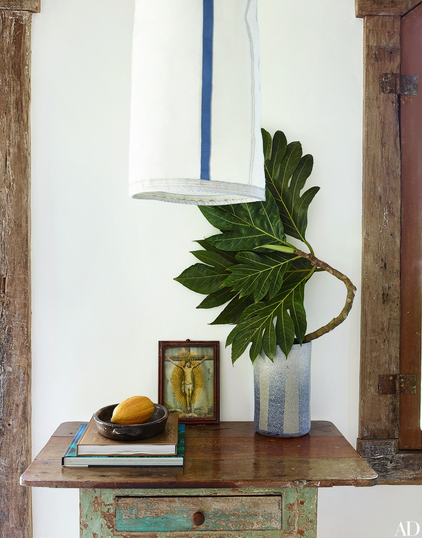 Photos by  Simon Upton  for Architectural Digest