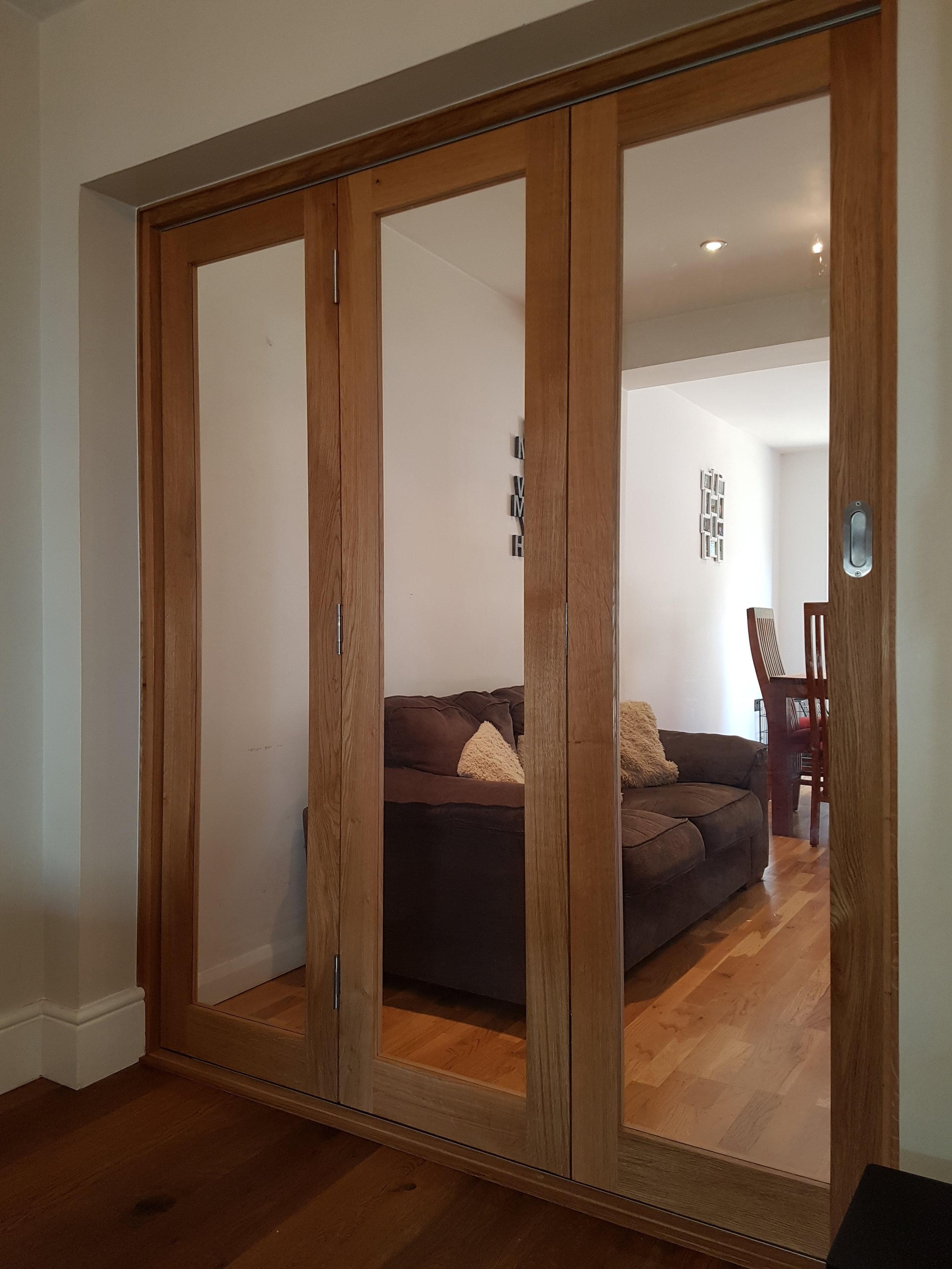 Oak bi-fold doors closed.jpg